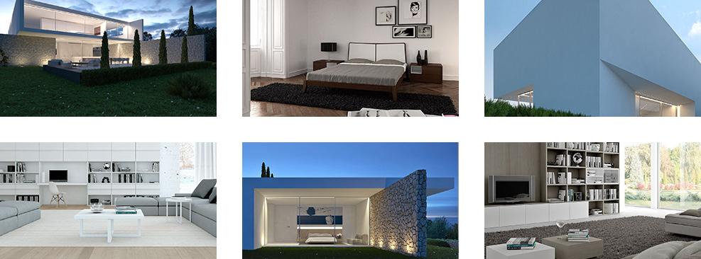 ejemplos arquitectura virtual