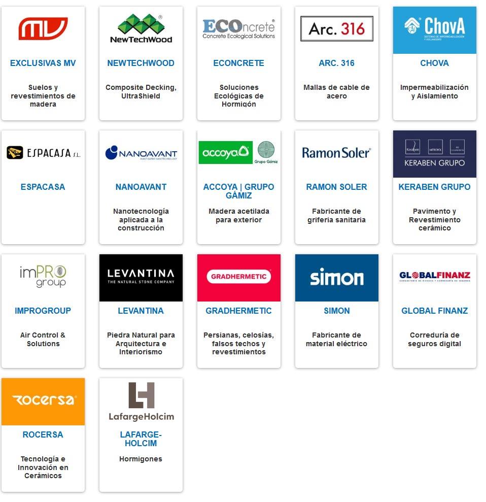 Empresas Foro Contract barcelona