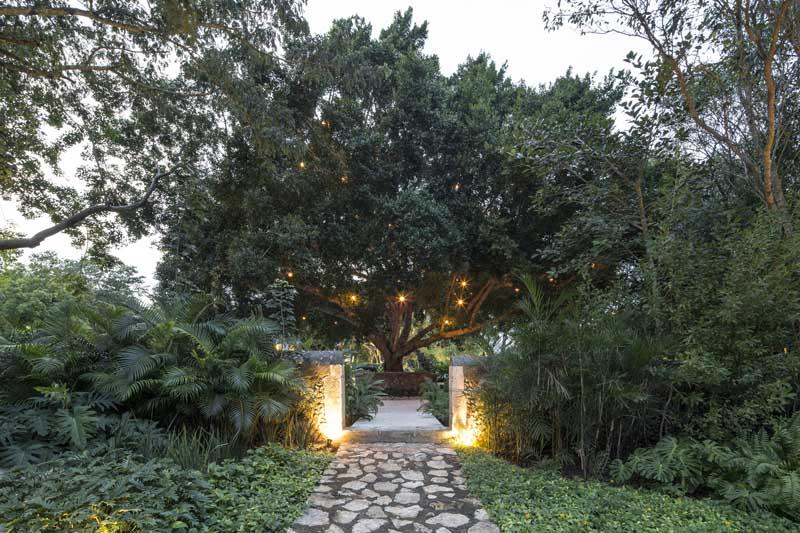 Arquitectura_Chable_Casa_acceso a la hacienda