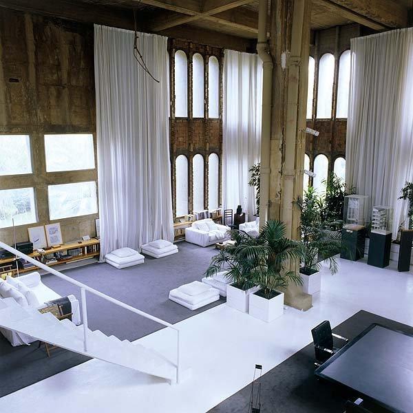 arquitectura_La fabrica_Bofill_interior residencia