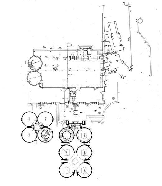 Arquitectura_La Fabrica_Bofill-planta general