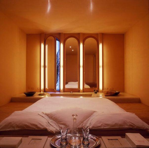 Arquitectura_La Fabrica_Bofill_un dormitorio