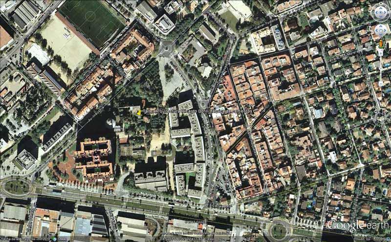 arquitectura_la fabrica vista aerea