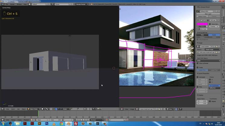 Las mejores aplicaciones gratuitas de dise o digital y 3d for Programa para construir casas 3d