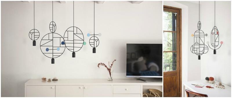arquitectura, arquitecto, diseño, design, interiorismo, lámpara, iluminación, Goula-Figuera, Álvaro Goula, Pablo Figuera, Lines&Dots, Barcelona