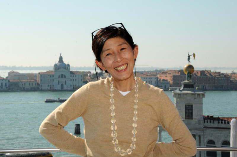Arquitecta Kazuyo Sejima