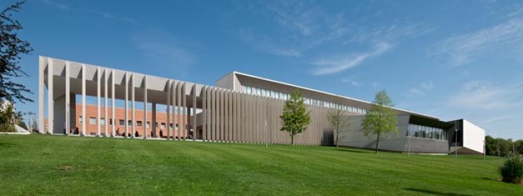 Arquitecto juan miguel otxotorena arquitectura for Arquitecto universidad
