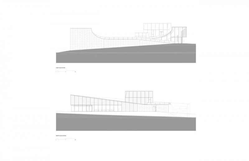 arquitecto Steven Holl_alzados 1