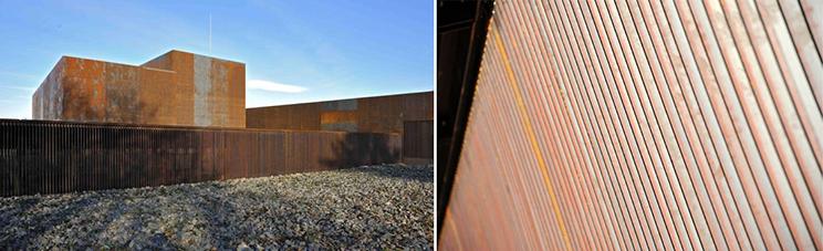 los arquitectos rafael aranda carme pigem y ramn vilalta forman parte del estudio rcr arquitectes sus obras destacan por su especial atencin a la