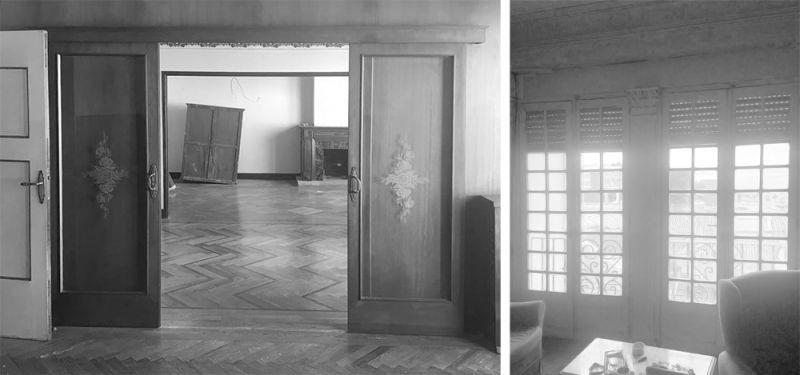 arquitectura reforma interior diaz y diaz arquitectos estado previo
