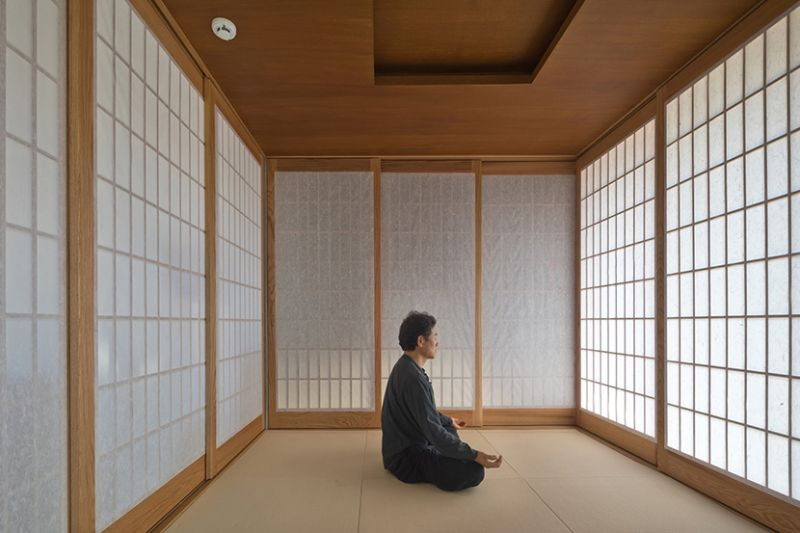 arquitectura-grandpas-cool-house-sala meditación