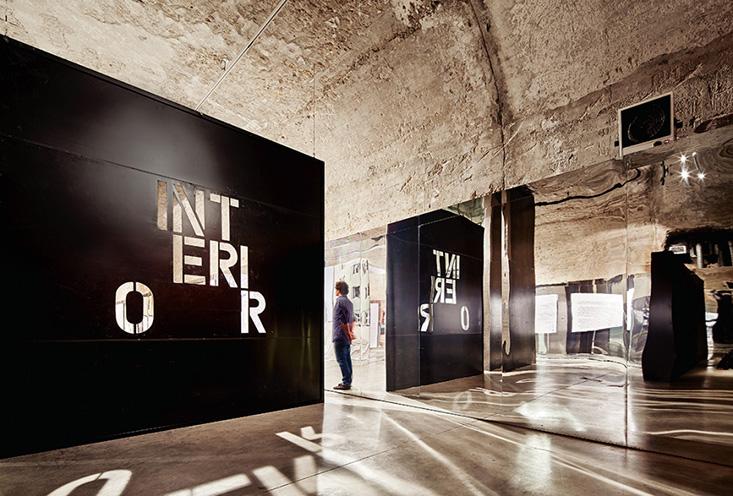 Interior el pabell n de espa a en la biennale ahora en - Arquitectura de interiores madrid ...