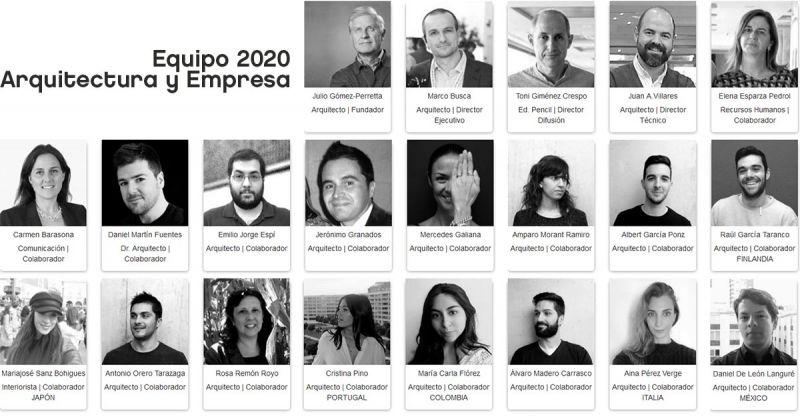 arquitectura y empresa equipo 2020
