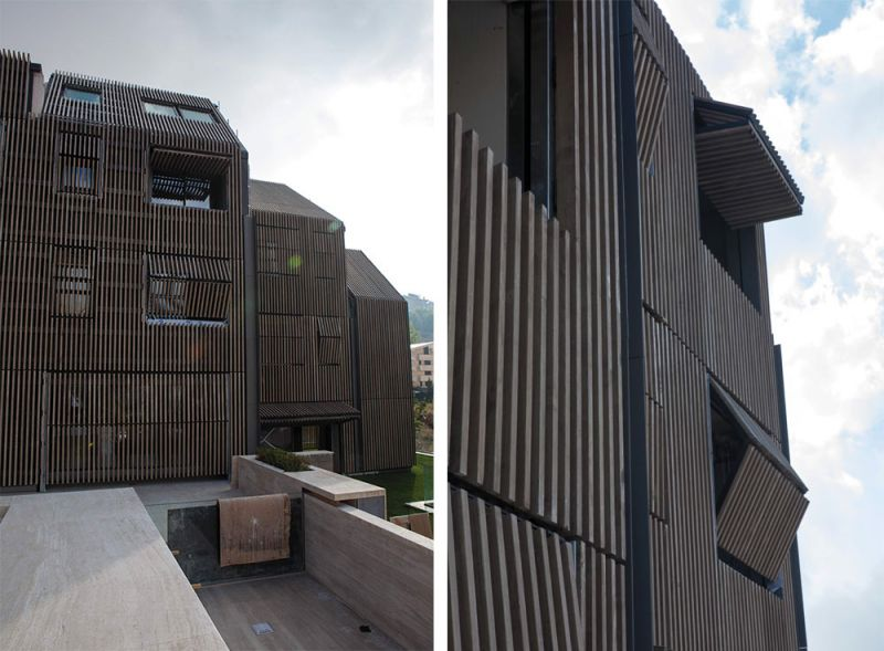 arquitectura Viviendas privadas en Mzaar Kfardebian accoya