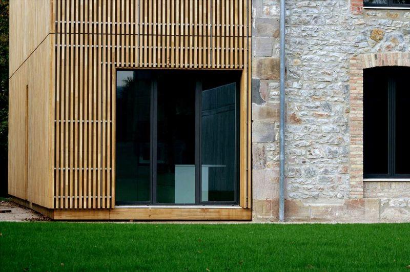 arquitectura accoya caserio gernika barcena y zifiaur