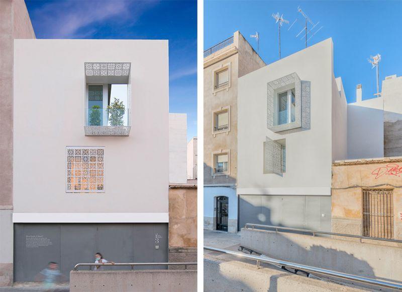 arquitectura casa carmen rocamora diseño y arquitectura
