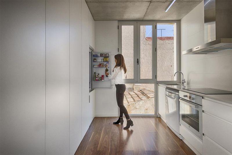 arquitectura casa carmen rocamora diseño y arquitectura cocina