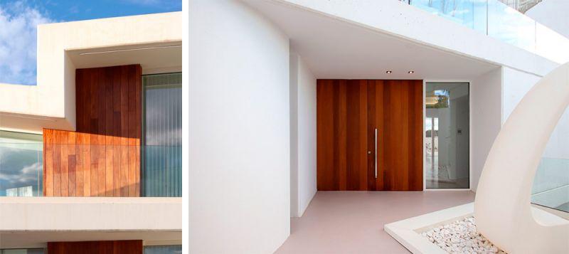 arquitectura casa lujan perretta arquitectura foto exterior acceso