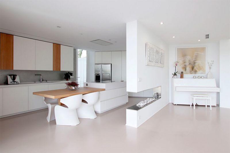 arquitectura casa lujan perretta arquitectura foto interior cocina