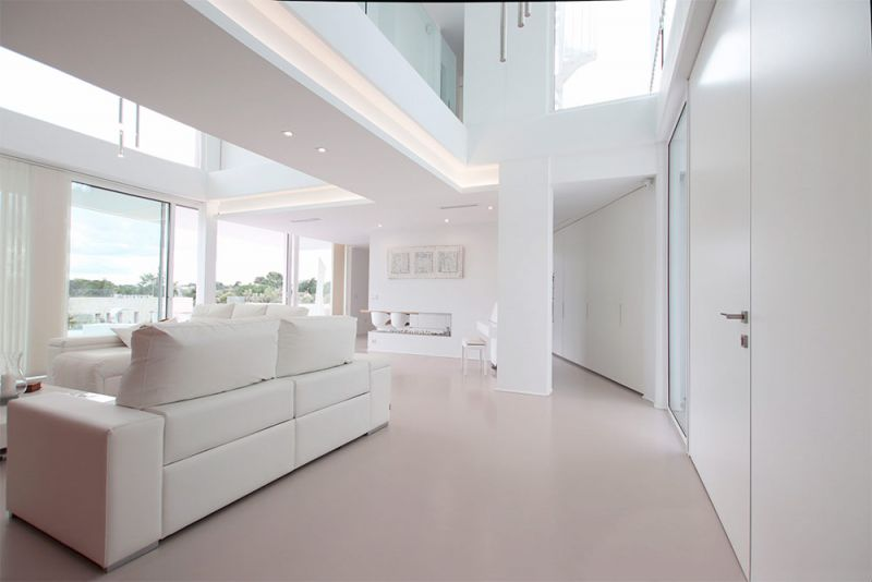 arquitectura casa lujan perretta arquitectura foto interior estar