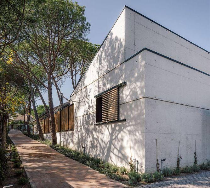 arquitectura casa oma fotografia exterior