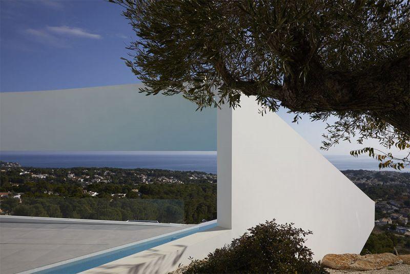 arquitectura casa p71 rgb arquitectos piscina