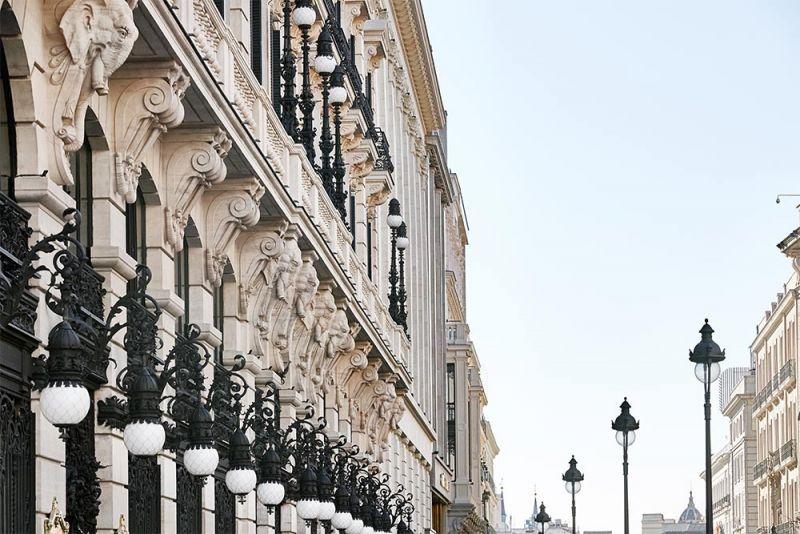 arquitectura centro canalejas estudio lamela detalle fachada