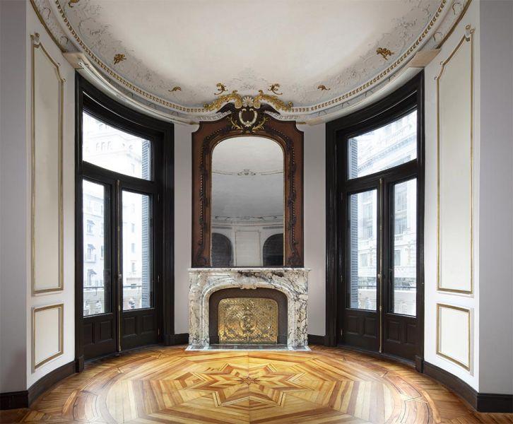 arquitectura centro canalejas estudio lamela mirador suelo madera