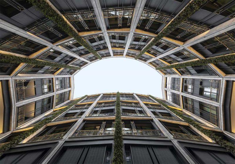 arquitectura centro canalejas estudio lamela patio