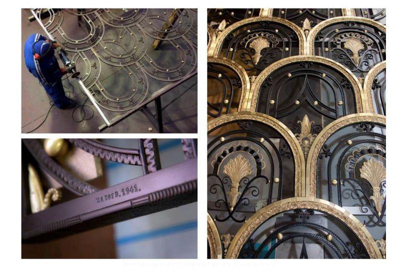 arquitectura centro canalejas estudio lamela restauracion acceso puertas art deco