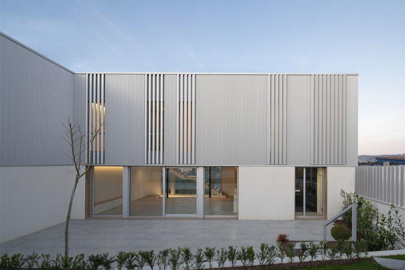 arquitectura diaz y diaz arquitectos viviendas as galeras foto exterior