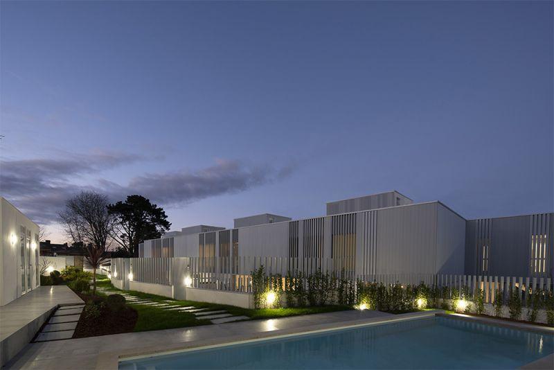 arquitectura diaz y diaz arquitectos viviendas as galeras foto exterior piscina