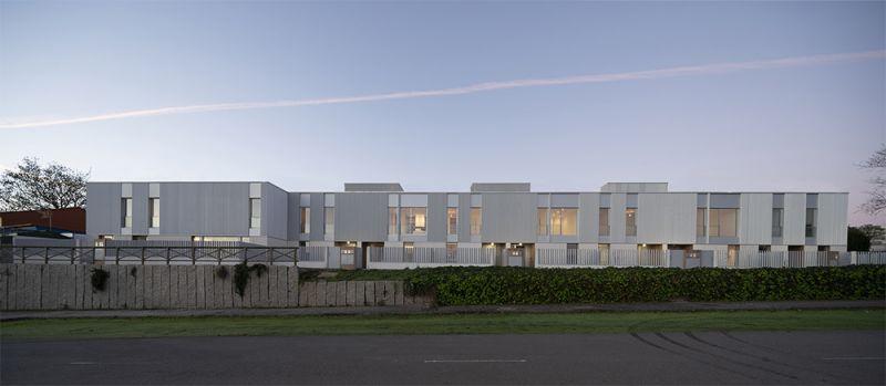 arquitectura diaz y diaz arquitectos viviendas as galeras foto exterior conjunto