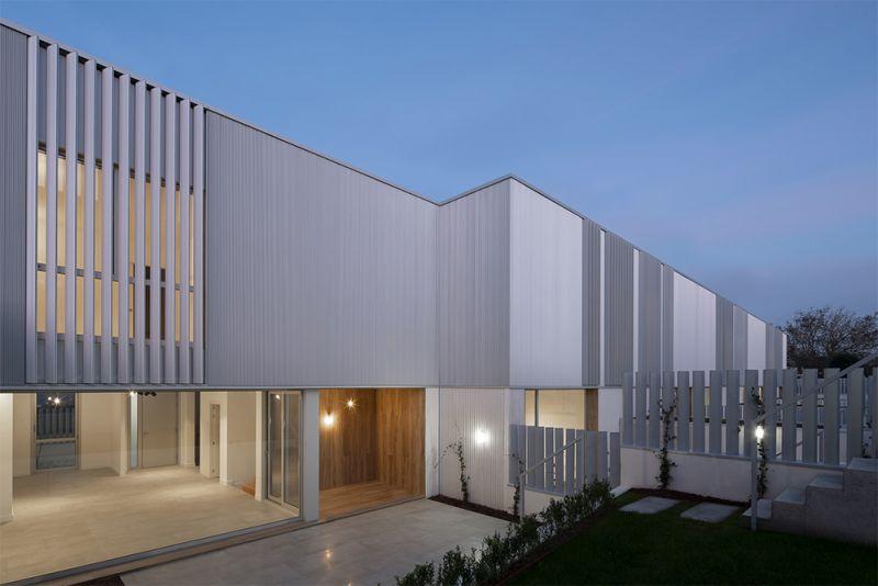 arquitectura diaz y diaz arquitectos viviendas as galeras foto exterior viviendas
