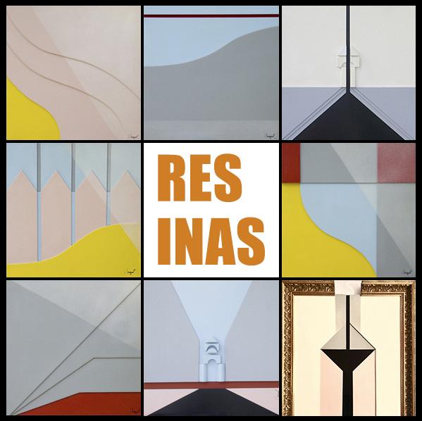 arquitectura dibujos y diseños jose segui exposicion resinas