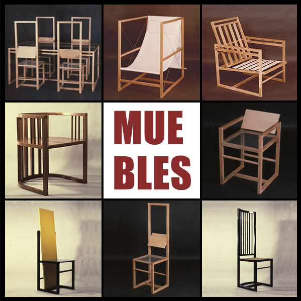 arquitectura dibujos y diseños jose segui exposicion muebles