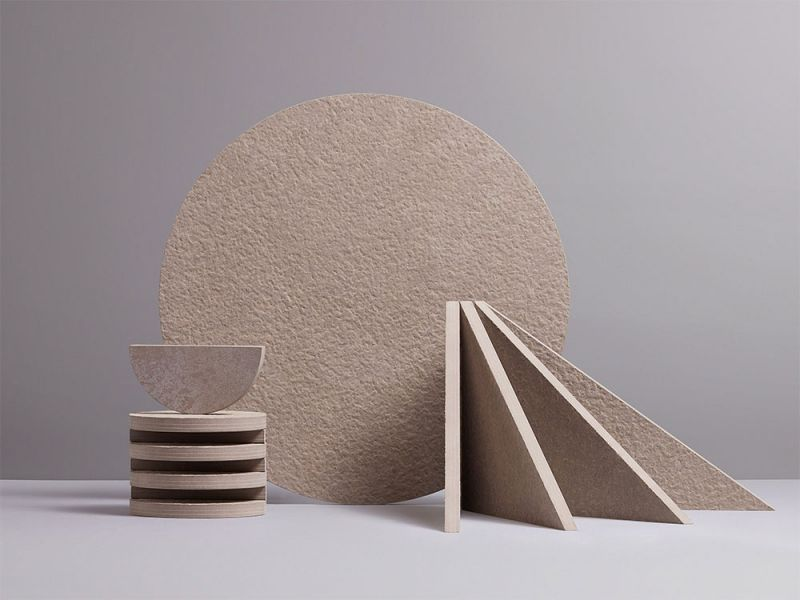 ARQUITECTURA equitone lunara material fibrocemento para fachadas