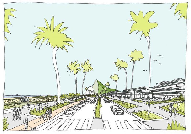 arquitectura plan general ordenacion urbana la linea estudio segui