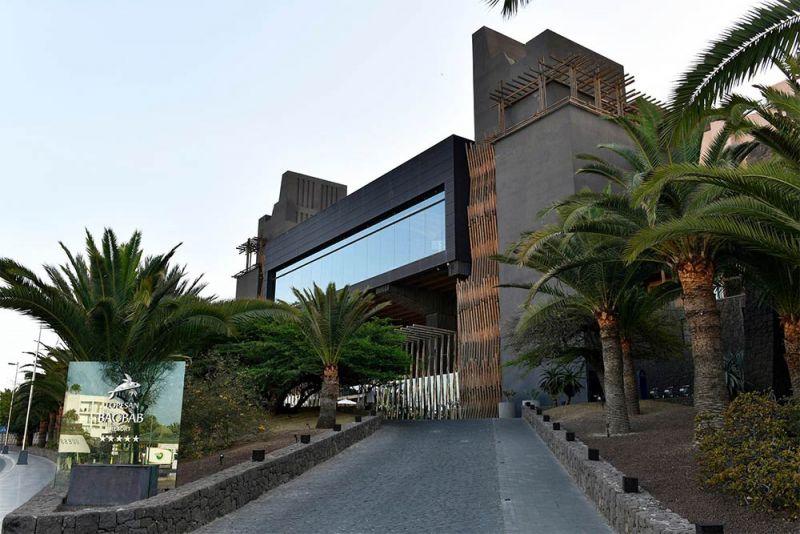 arquitectura y empresa foro contract gran canaria hotel baobab
