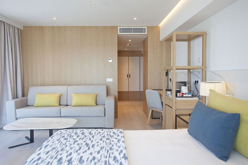 arquitectura hotel mim mallorca arquitectura gmm foto habitacion