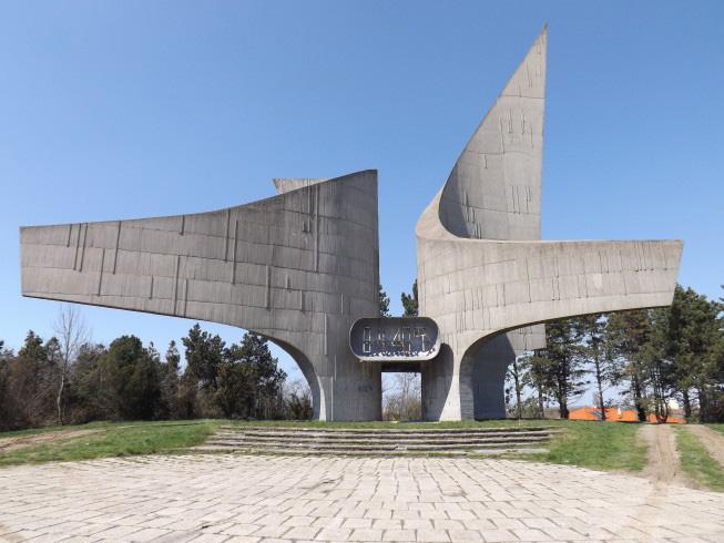 Liberation Monument de János Heckenast. Fotografía de Michael Lordi