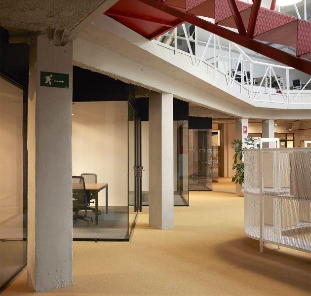 arquitectura wayco ruzafa despachos privados
