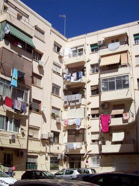 FIG. 6: Patio de manzano llamado Plaza (sic) de la Orotava (València)