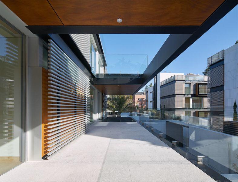 arquitectura edificio madrigal 16 bueso inchausti & rein terraza