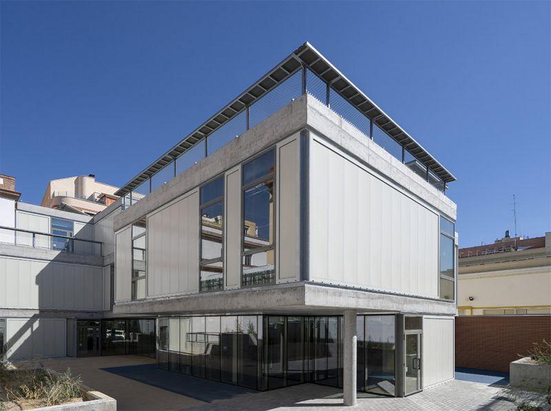 arquitectura de policarbonato pal plastic danpal