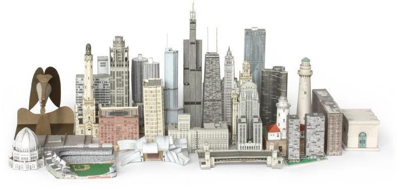 arquitectura regalo arquitectos build your own chicago