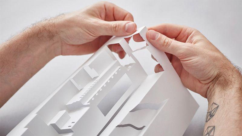 arquitectura regalo arquitectos casas de papel wright