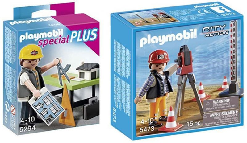 arquitectura regalo arquitectos playmobil arquitecto