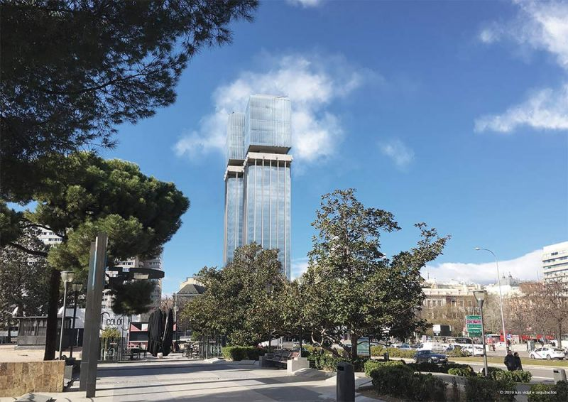 arquitectura torres colon luis vidal + arquitectos edificio eccn