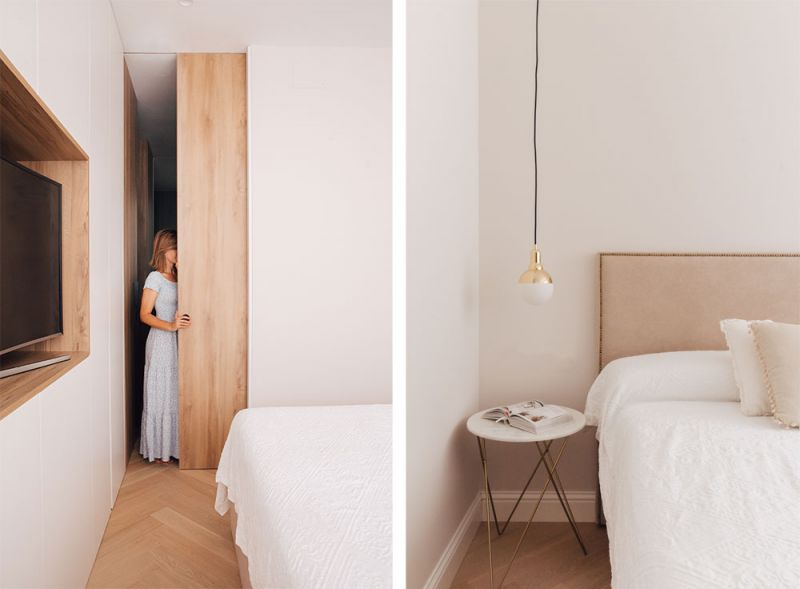 arquitectura destudio casa ensanche interiorismo habitacion